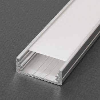 WIDE profile for LED strips